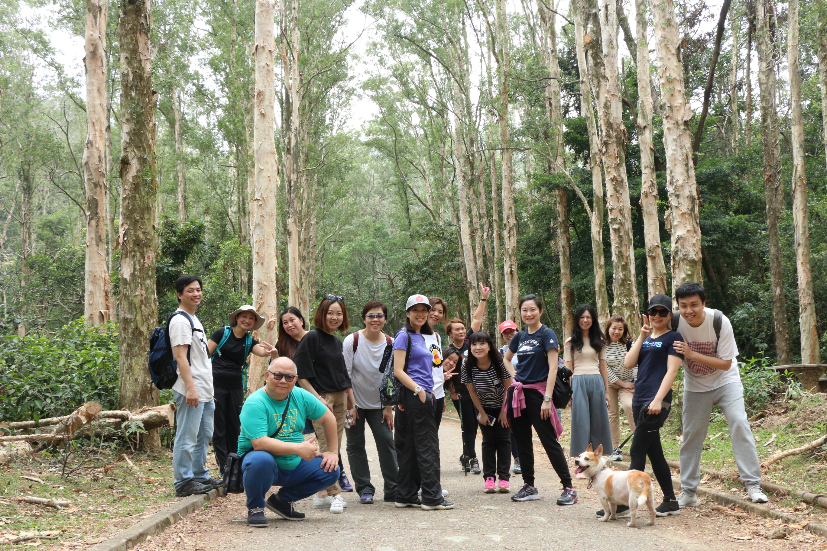 ECFix Hiking